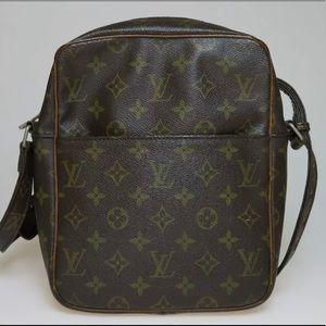 Louis Vuitton petit Marceau crossbody Bag RARE